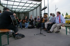 Musiker/innen der Irish Days 2012